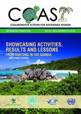 COAST Newsletter 3rd Ed