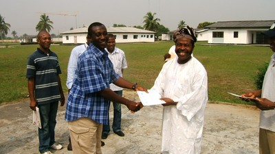 Certificate giving, Nigeria Induction training (4).jpg