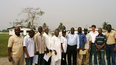 Nigeria induction training group photo (2).jpg